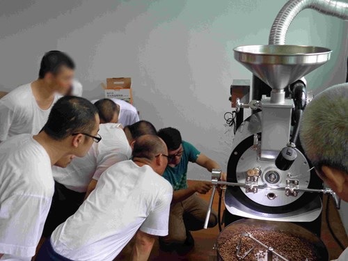 Coffee Baking Training Course